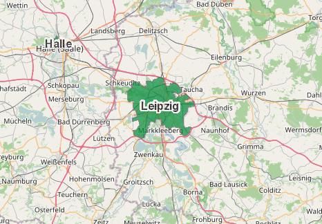 Leipzig Low Emission Zone Green Zone